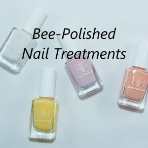 Bee-Polished Nail Treatments